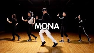 Damian & Brothers feat. Delia - Mona (Dance Video) | Mihran Kirakosian Choreography