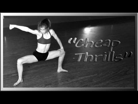 "Sia - ""Cheap Thrills"" Improv Dance Video"