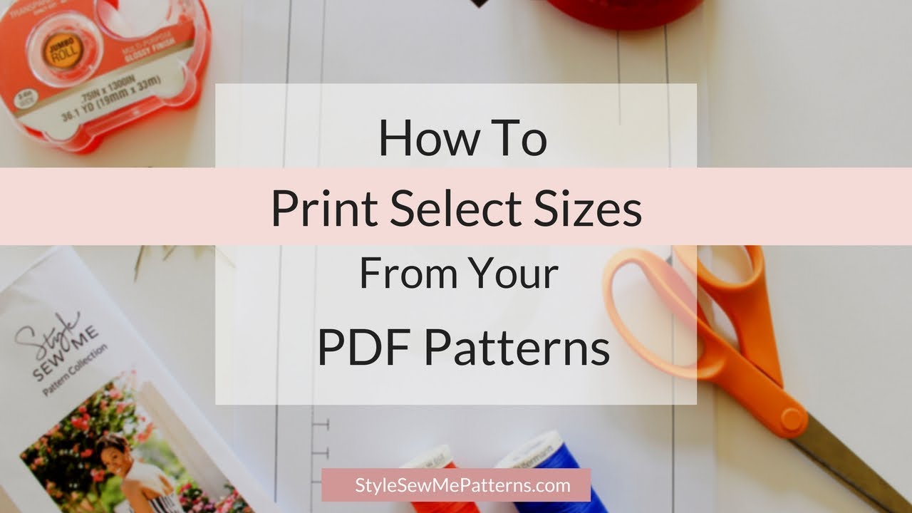 how to select everything in a pdf
