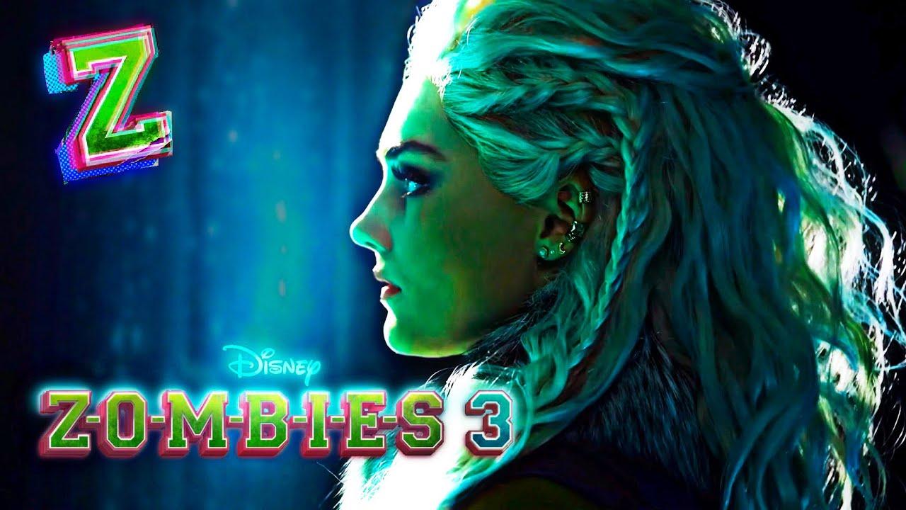 ZOMBIES 3   The Galactic Battle! (2022) Official Teaser NEWS! CurtisKidzTV