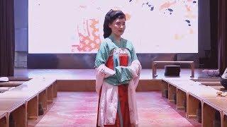 [2019中国记忆]千年霓裳传说 敦煌华服走进生活| CCTV科教