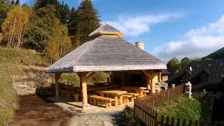 Kompleks Puchaczówka Karczma Villa Pensjonat Czarna Góra Stronie Śląskie Sienna