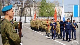 Репетиция парада в Тольятти - 2015