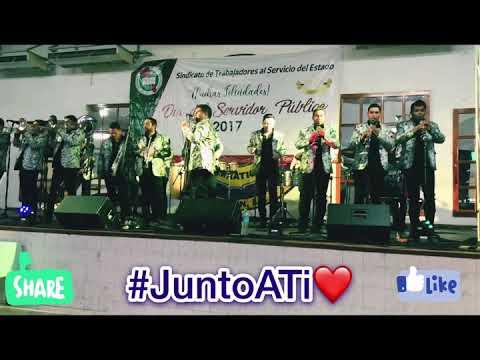 """Banda La Contagiosa """"JUNTO A TI""""."""