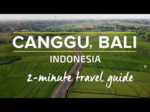 CANGGU, BALI INDONESIA   Two Minute Travel Guide