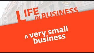 Life in business (5): a very small business