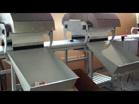 видео: EnDeEx сортировка по штрихкоду и Put to light