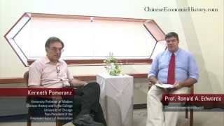 Chinese Economic History -- An interview with Prof. Kenneth Pomeranz
