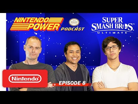 Fighting Game Blowout, ft. Super Smash Bros. Ultimate! | Nintendo Power Podcast thumbnail