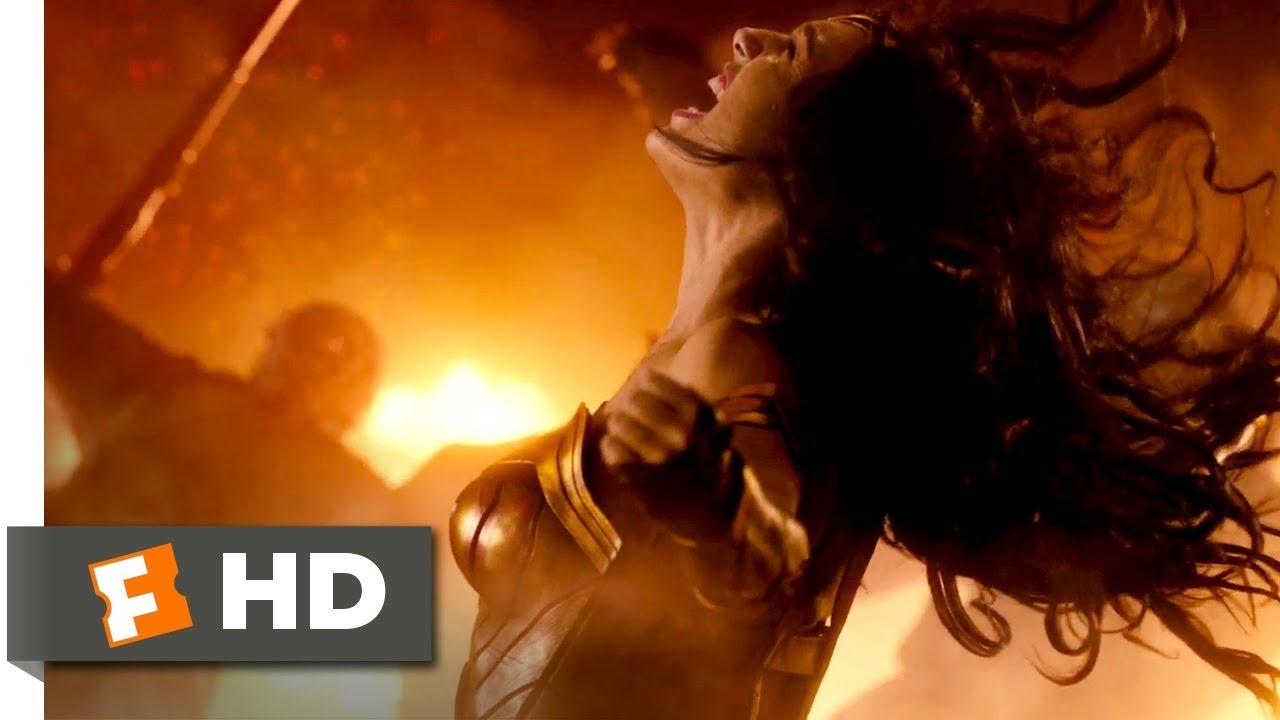 Download Wonder Woman (2017) - Steve Trevor's Sacrifice Scene (9/10)   Movieclips