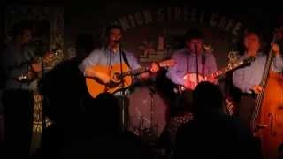 Shadow River Bluegrass Band - My Little Girl In Tennessee (Union Street Cafe, 2 May 2015)