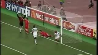 Senegal-Türkiye/Senegal-Turkey (0-1)  2002 İLHAN MANSIZ GOLÜ