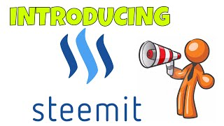 Introducing Steemit BlockChain Social Network Where You Earn Money For Content | DONT SLEEP ON IT!!!
