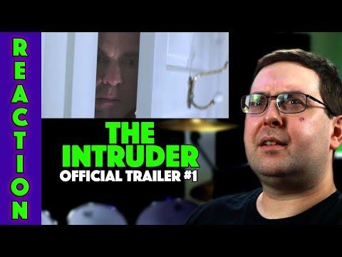 REACTION! The Intruder Trailer #1 – Dennis Quaid Movie 2019