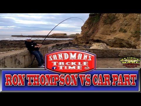 Sandmans Tackle Time Ron Thompson Axellerator VS Vauxhall Corsa Cylinder Head
