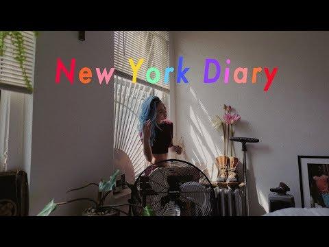Tina's New York Diary | My 1st NYFW!!