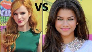 Bella Thorne vs. Zendaya