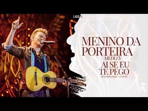 Michel Teló - Menino da Porteira / Ai Se Eu Te Pego | DVD Bem Sertanejo