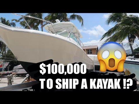 Shipping To Kingston Jamaica | JONNY BOAT Bass 100