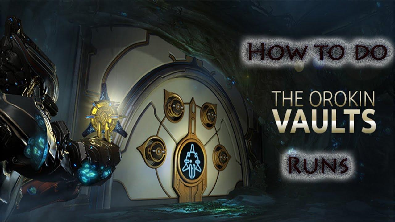 Warframe Guide How To Do A Vault Run Doovi