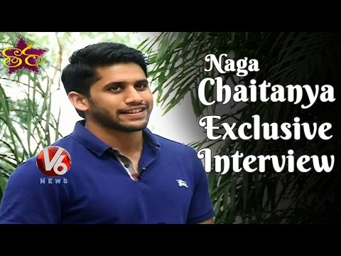 Oka Laila Kosam Naga Chaitanya in Special Chit Chat - Taara, V6 Exclusive