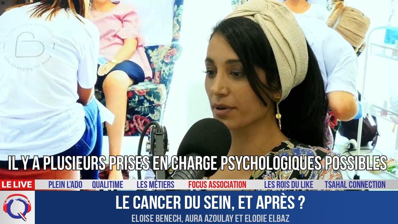Le cancer du sein, et après ? - Focus#448