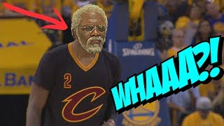 Kyrie Irving VS STREETBALLERS :: UNCLE DREW!