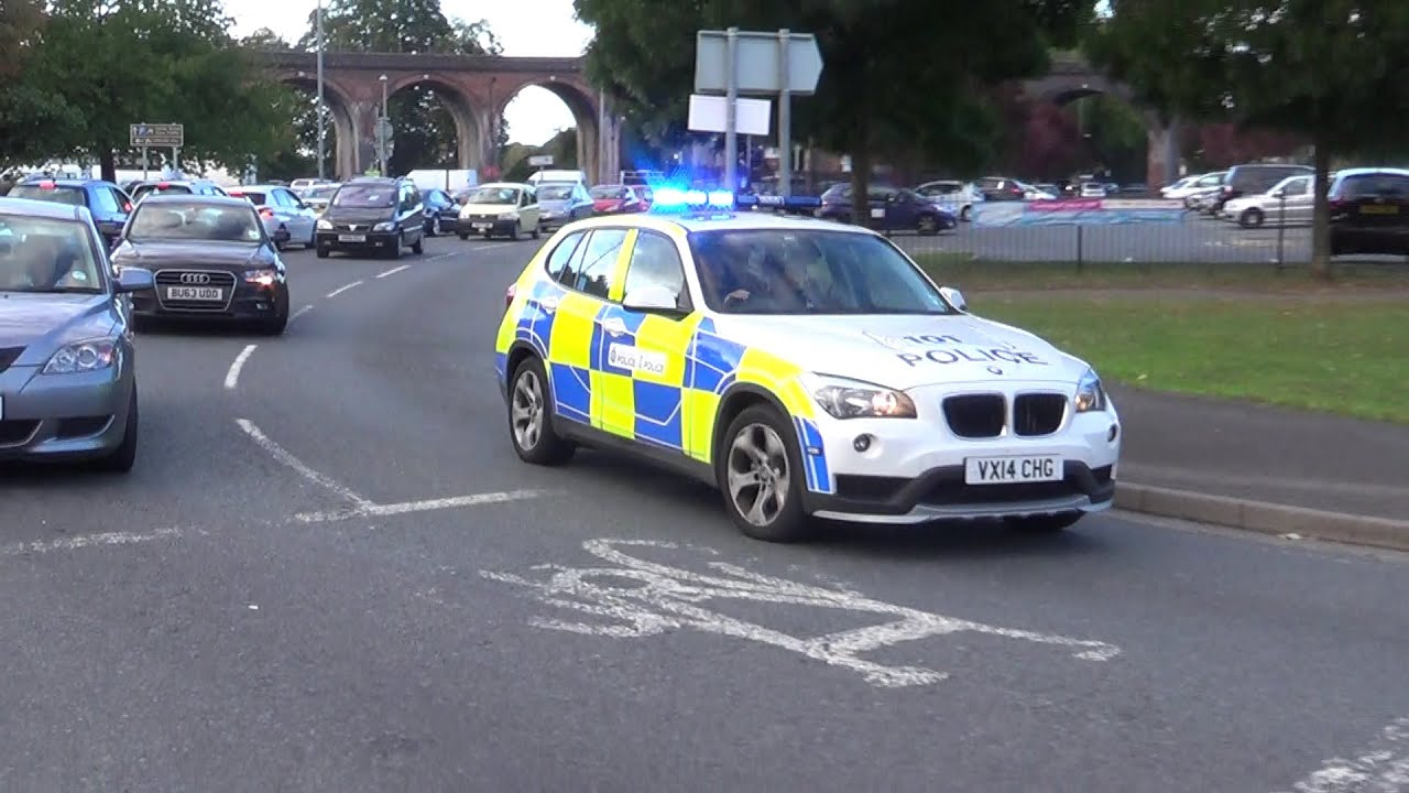New 14 West Mercia Amp Warwickshire Police Response