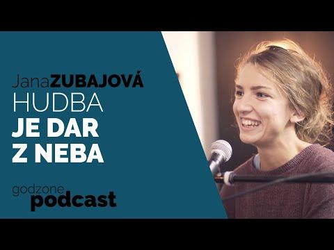 HUDBA JE DAR Z NEBA - JANA PALAJOVÁ/ZUBAJOVÁ | GODZONE PODCAST