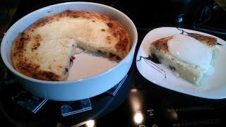 #Творожная запеканка в микроволновке #Curd casserole in the microwave