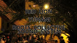 """INNA DI RULES FESTIVAL - ROOTS COLLECTIVE PLAYS """"WARRIORS ADVANCE"""" (Mighty Prophet)"""