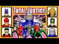 Unboxing Kenner Total Justice Series One Vintage Action Figures