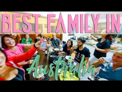 THE BEST FAMILY IN AUSTRALIA // TRAVEL VLOG 4