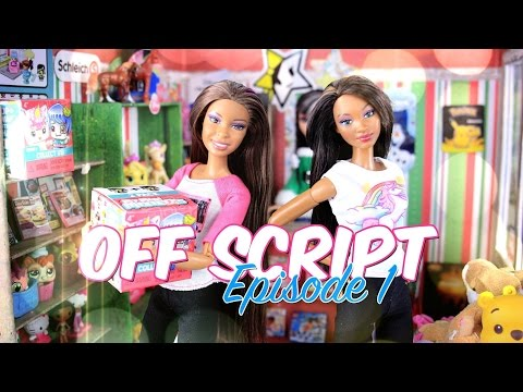 The Darbie Show - OFF SCRIPT - Episode 1- - Barbie - Monster High - Ever After High - Toys