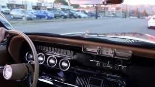 1965 Special Edition Thunderbird Landau Test Drive