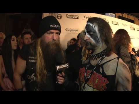 ZAKK WYLDE Interview, Revolver Music Awards 2016 Black Carpet | MetalSucks