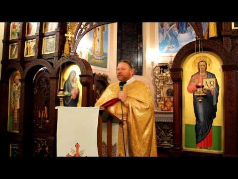 Отець Корнилій Яремак, ЧСВВ про значення сім'ї (Частина III)