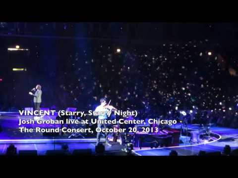 Un Alma Mas / Vincent (Josh Groban in Concert)
