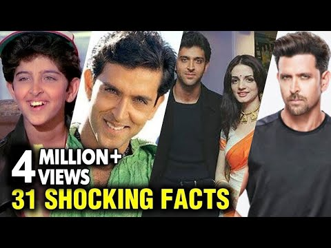 Hrithik Roshan Shocking UNKNOWN Facts | Marriage To Divorce | Happy Birthday Hrithik Roshan