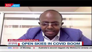 Open skies in COVID boom | Bottomline Africa