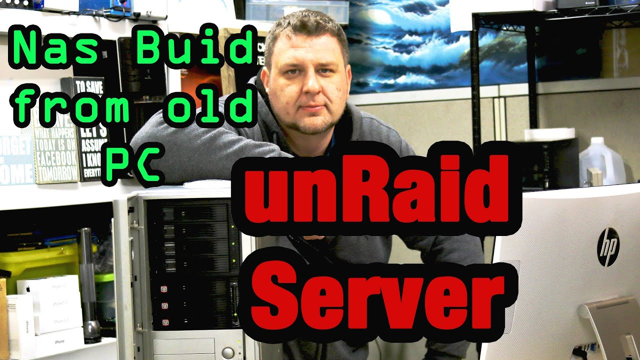 unRaid Server Build Better and Cheaper - Best Upgradable NAS