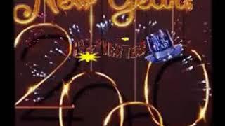 Happy new year 2020 GIF