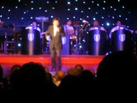 balmoral crew show:jess belleza sang Matt Monro Medley Aug.2010