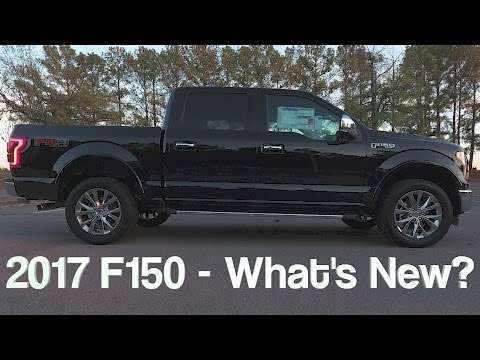 2017 Ford F150 - 10 Changes You Probably Didn't Know!