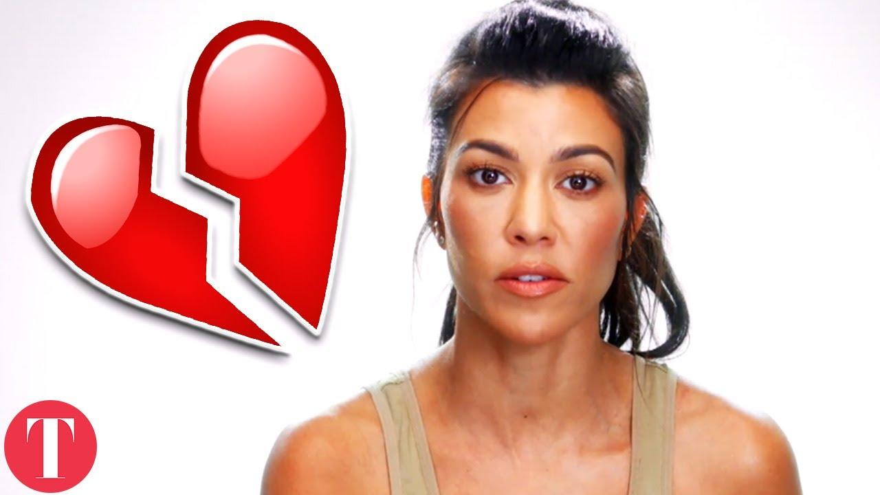 Kardashian Family Reacts To Kourtney's Sudden BREAK UP With Younes