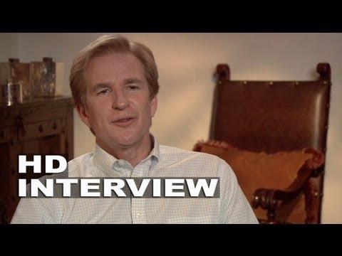 "Jobs: Matthew Modine ""John Sculley"" On Set Interview"