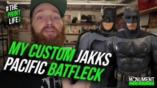 Jakks Pacific Batman V Superman Custom Toy Figure DIY