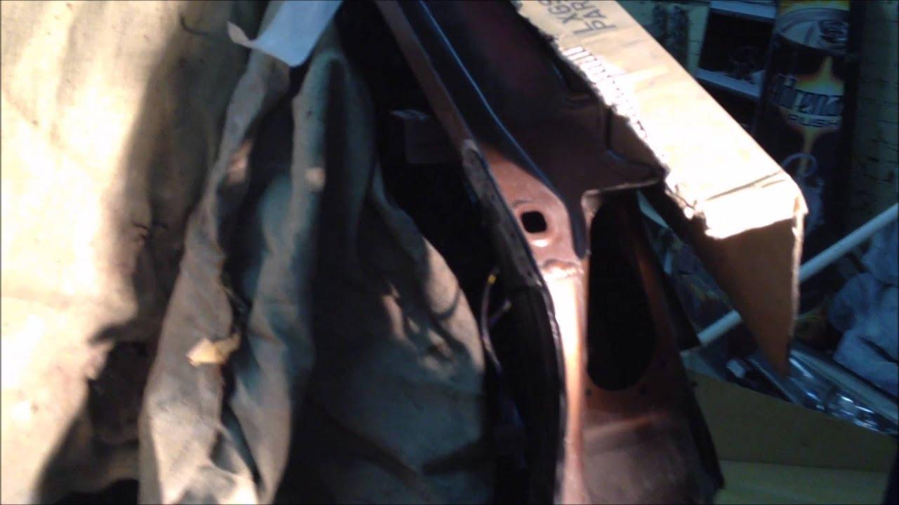 BMW X1 Ремонт задней части
