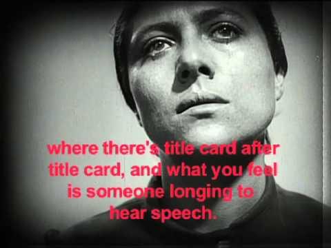 The Pre-Verbal Language of CInema [Mackendrick on Film - sequence 2]