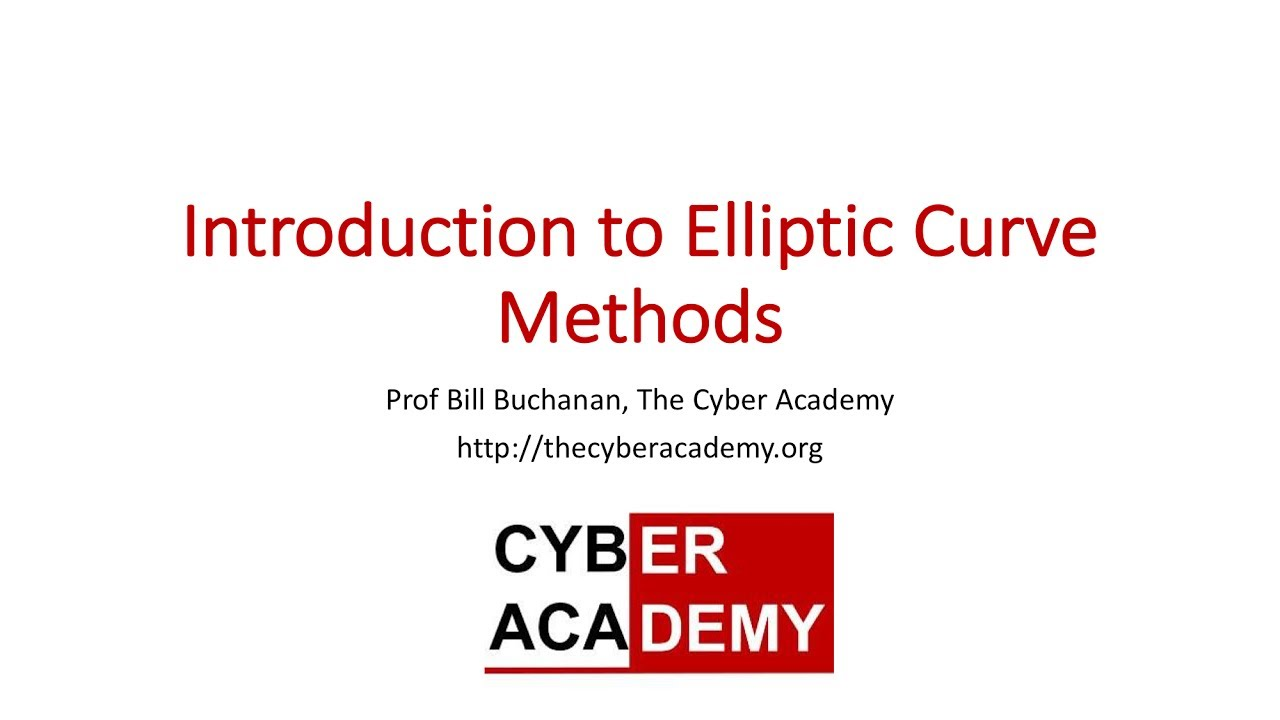Elliptic Curve Key Generation